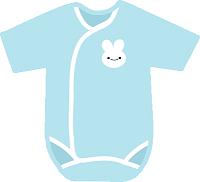 赤ちゃんの産着