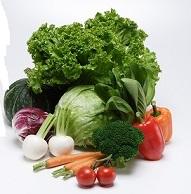 葉酸は緑黄色野菜にも多く含まれています。